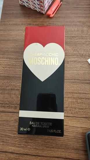 Moschino parfüm