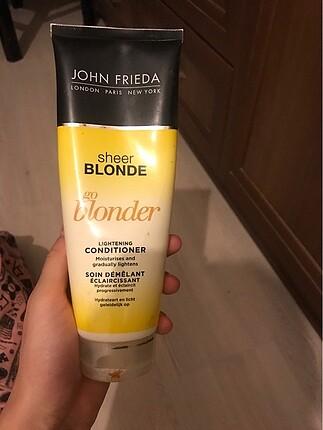 John friedA go blonder