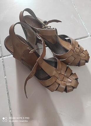Koton Topuklu ayakkabı