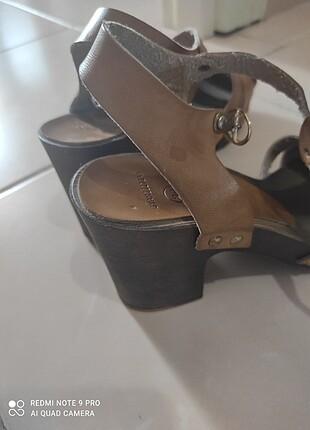 39 Beden Topuklu ayakkabı