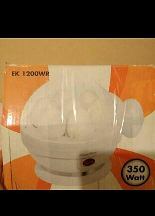 Yumurta pişirme haşlama makinası
