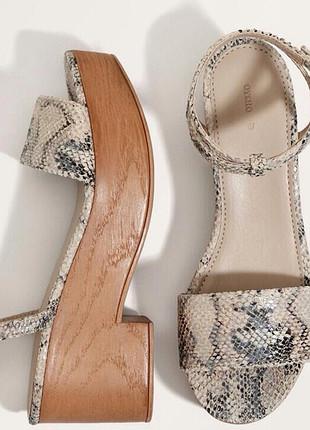 Oysho sandalet