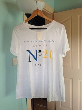 Sıfır tişört