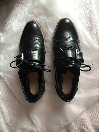 Zara Zara Blucher Ayakkabı
