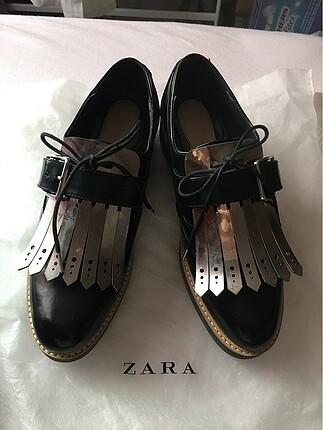 Zara Blucher Ayakkabı