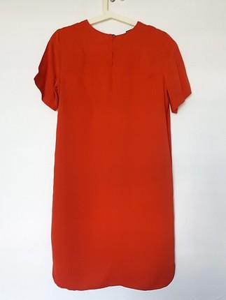 mango harika renkli elbise..