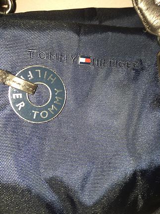 28 Beden lacivert Renk Çanta ###tommy hılfıger