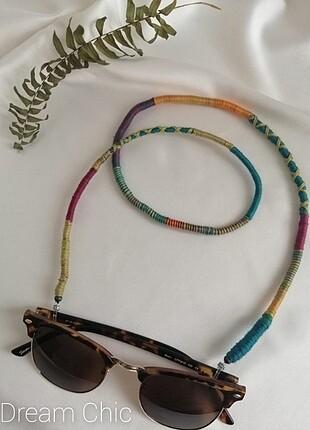 Rainbow Gözlük İpi