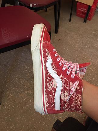 50.yıl özel ayakkabısı