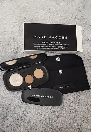 Marc Jacobs 3'lü Far Paleti