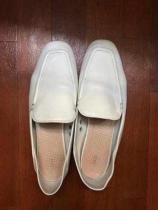Mango deri ayakkabı
