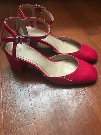 Bershka ayakkabı