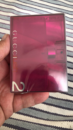 Gucci Rush 2 Edt 75ml Bayan Parfüm