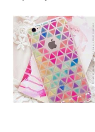 Iphone 6 6s Renkli Kılıf