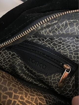 Beden siyah Renk Çantaa