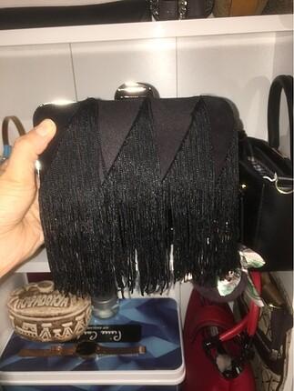 Çapraz el çantası