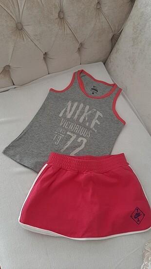 Sıfır alt üst takım Nike