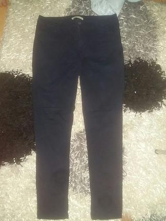 44 beden yüksek bel dar paça pantolon