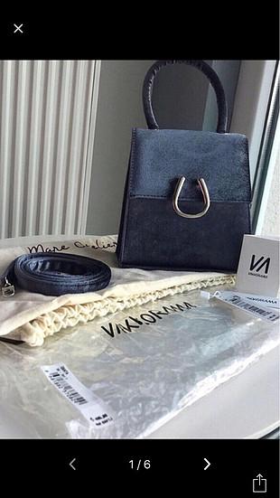 Vakkorama askılı çanta