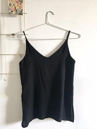 h&m askılı bluz