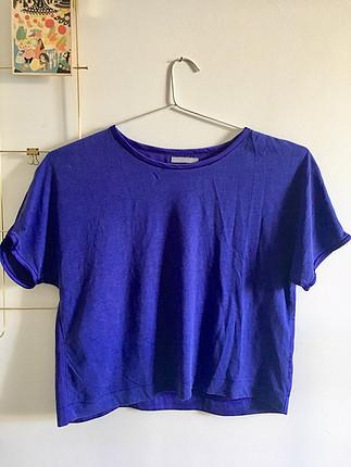 Zara skas mavisi bluz