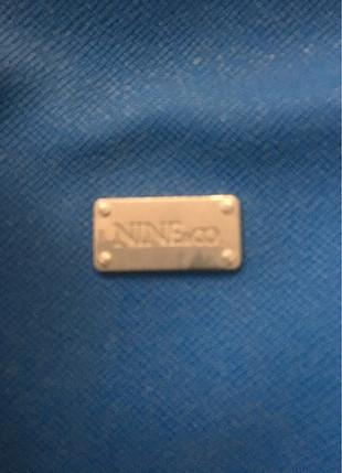 Nine west çanta orjinal