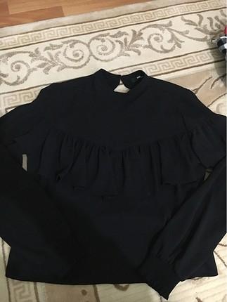 Fırfırlı bluz