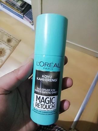 Magic loreak