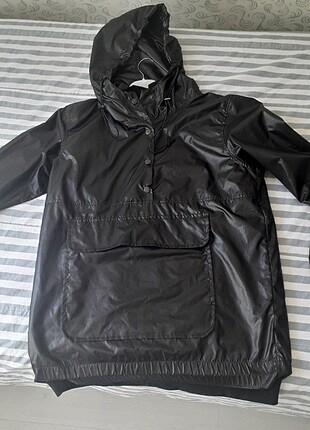 Zara Yagmurluk tarzi sweatshirt