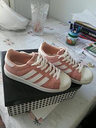 Pembe Süperstar Spor Ayakkabı