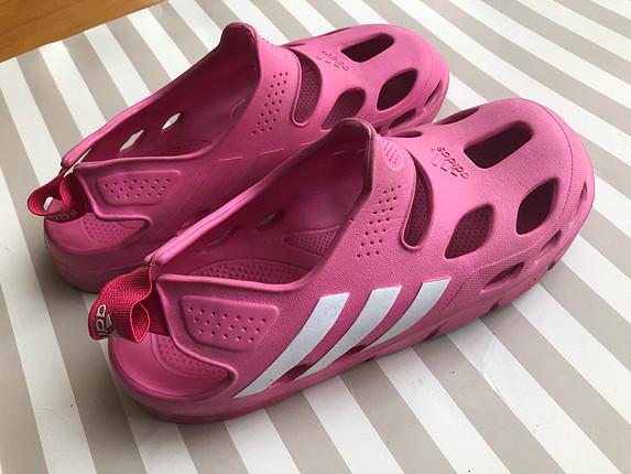 Pembe Adidas Spor Sandalet