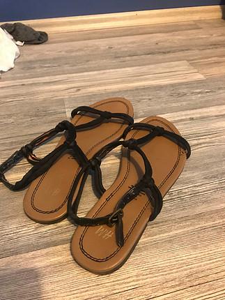 39 Beden H&M sandalet