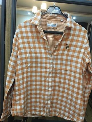 Kareli oversize gömlek