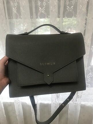 Beymen Beymen marka haki yeşili çanta