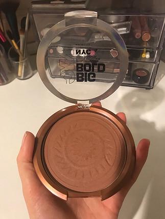 Big bold bronzer