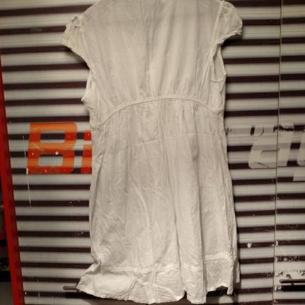 38 Beden beyaz Renk vintage elbise