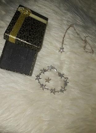 Gümüş set