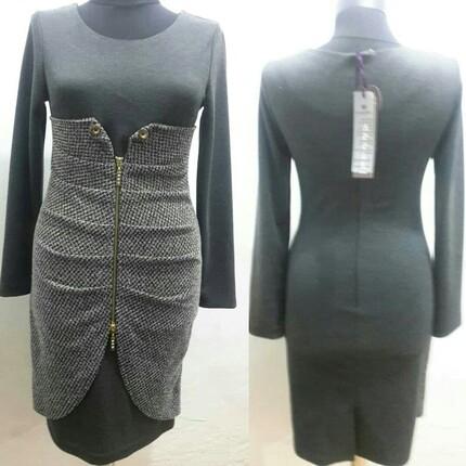 38 beden kısa elbise