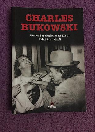 Charles Bukowski günler tepelerden koşan vahşi atlar misali