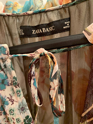 l Beden Zara elbise