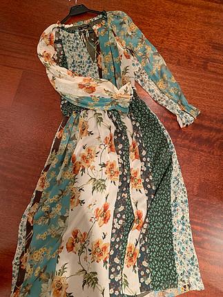 l Beden çeşitli Renk Zara elbise