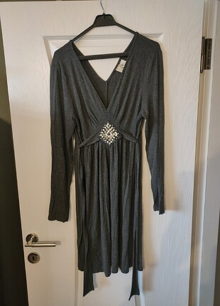 Tertemiz midi elbise