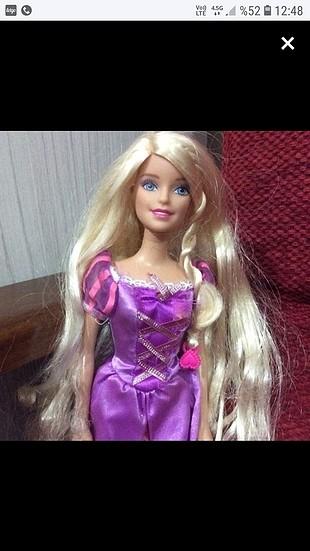 Rezerve rapunzel barbie