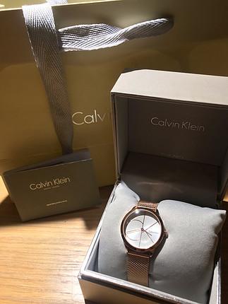 Calvin Klein Rose Gold kol saati