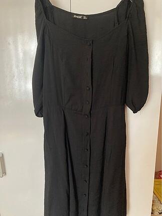 ince uzun elbise