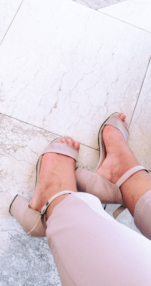süet bant ayakkabim