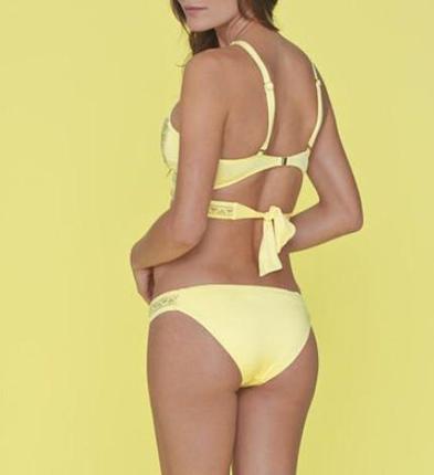 Lily Rose bikini