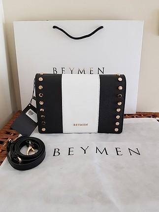 3bfaebd8d587b Yeni Beymen altın rengi troklu messenger çanta. Beymen Collection ...