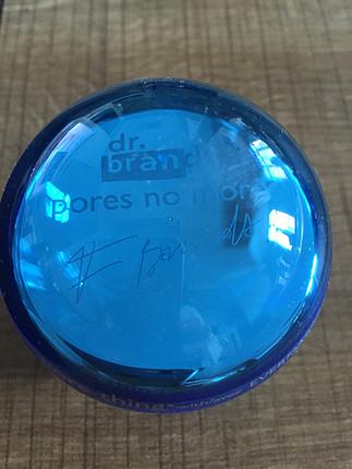 Dr Brandt büyümüş gözenekleri düzelten krem