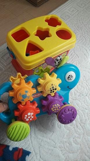 playskol ve ficher price oyuncak
